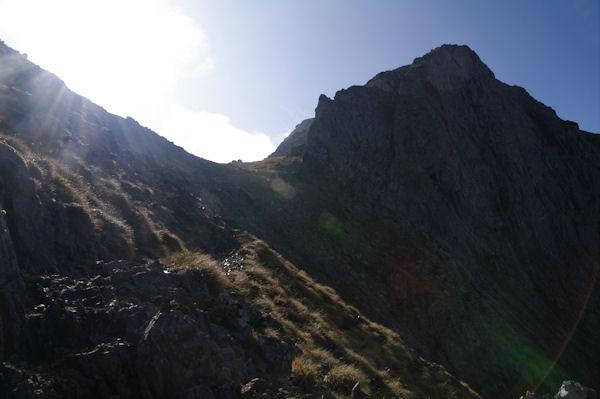 Le Col de Faustin et l_Echine d_Ane