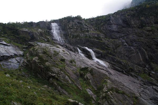 La Cascade de Nérech