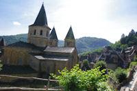 L'Abbaye Ste Foy de Conques