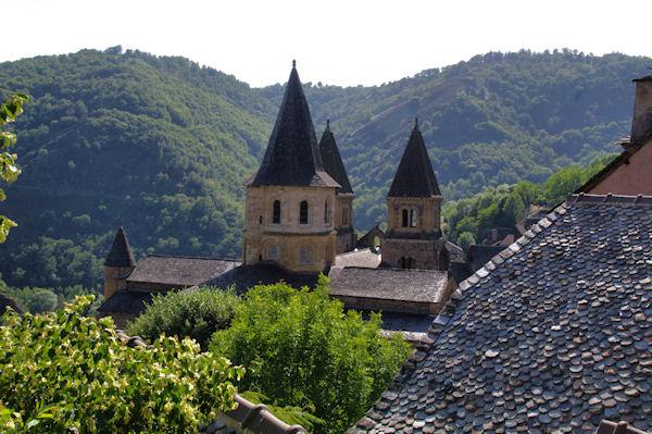 L_Abbaye Ste Foy de Conques