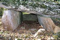 Le dolmen du Bois de Margues