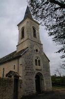 L_église de Marroule