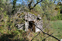 Une caselle près du Bois del Rey