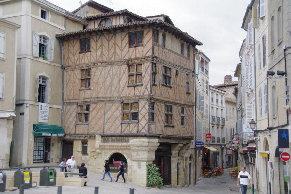 La Maison du Tourisme à Auch