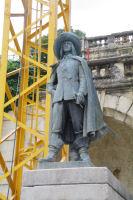 D'Artagnan, en cours de renovation,,,