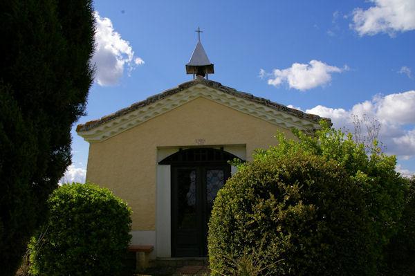 La chapelle St Roch à Saramon