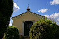 La chapelle St Roch a Saramon