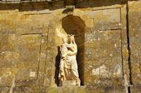 La Vierge et l'enfant au Monastere de Boulaur