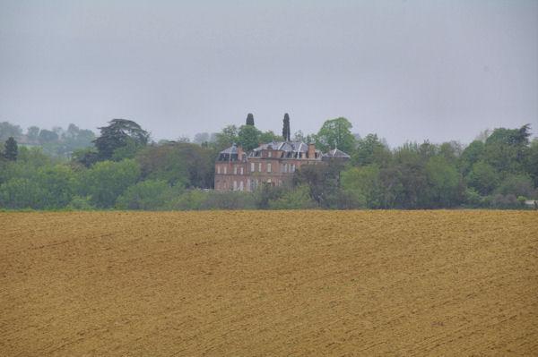 Le chateau de Larroque