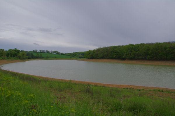 Le Lac de Giscaro