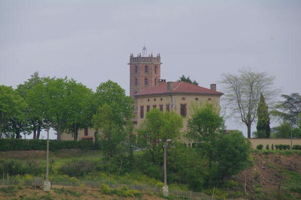 Le colcher de l_église de Gimont