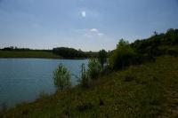 Vue vers l&#39anse du ruisseau de Nauarque