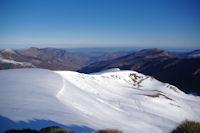 La vallee de Mauleon-Barousse depuis le Mail de Salieres