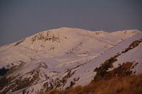 Le Mont Ne au lever du jour
