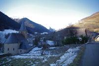 L'eglise de Mayregne