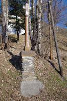 A la sortie de Mayregne