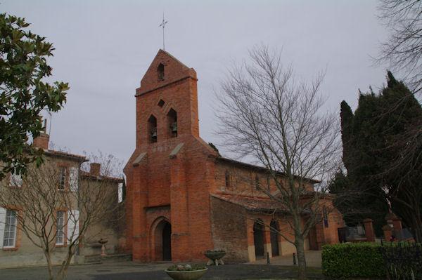 L_église de Préserville