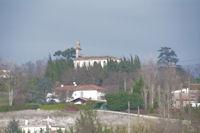 L'eglise de Lauzerville