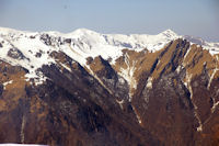 Les cretes du Mont Ne