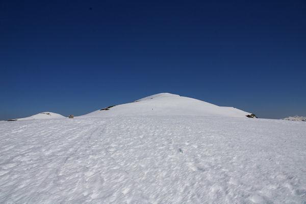 Le Pic de Bacanère