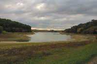 Le lac de la Balerme extremite nord