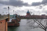 Le Pont St Pierre et l'Hospice de La Grave