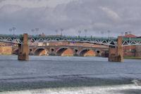 Le Pont St Pierre et le Pont Neuf