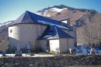 L'eglise de St Paul d'Oueil
