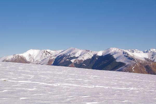 Pic de Burat, Pic de Bassiouès et Pic de Bacanère