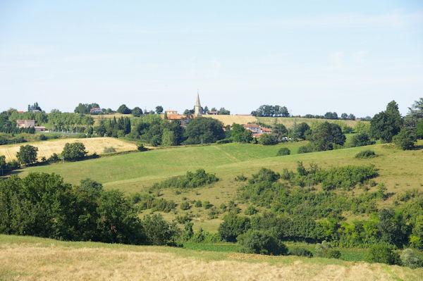 St André depuis Portetémy