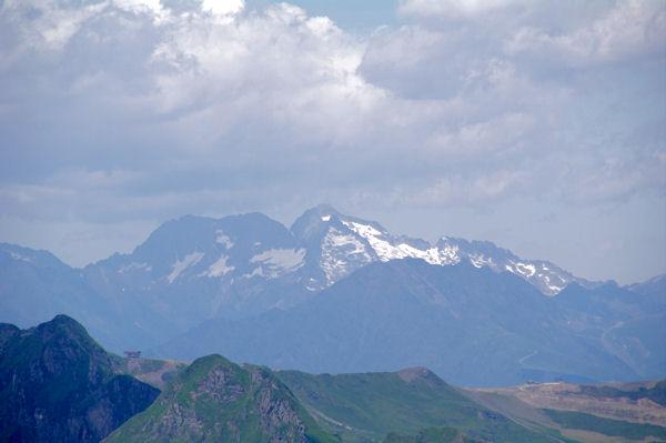 Turon de Néouvielle, Pic des Trois Conseillers et Pic de Néouvielle