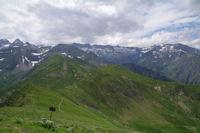Vue Sud Ouest du Pic de Cecire