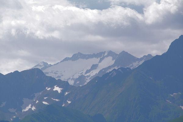 L_Aneto et son glacier