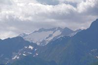 L'Aneto et son glacier