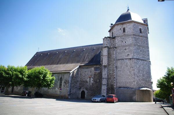 L_Eglise St Jean Baptiste à Montréjeau