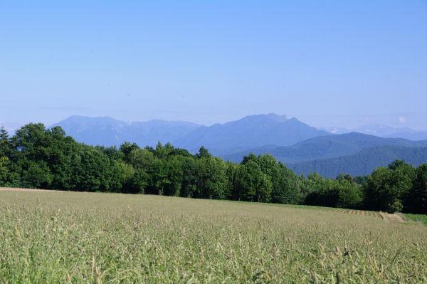 Les Pyrénées du Pic de Cagire au Pic du Gar et Pic Saillant