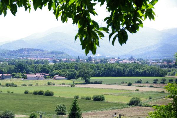 Montréjeau depuis Clergue