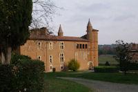 Le chateau de Pibrac