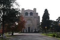 La basilique Ste Germaine de Pibrac