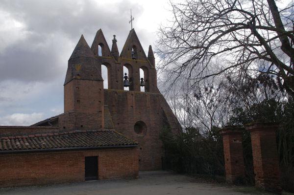 L_église de Donneville