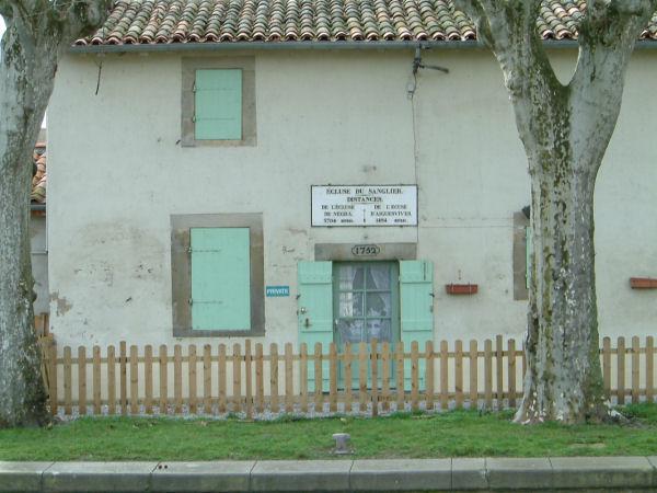 L&#39écluse du Sanglier