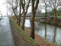 Le pont sur la D31 vers Montgiscard