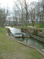 L'alimentation en eau du Canal du Midi