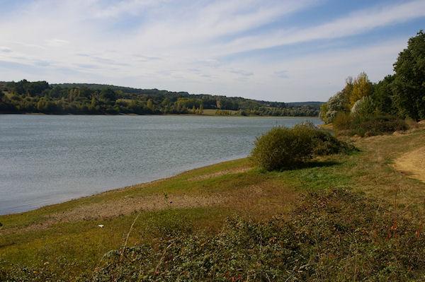 Le lac de Ste Foy de Peyrolières