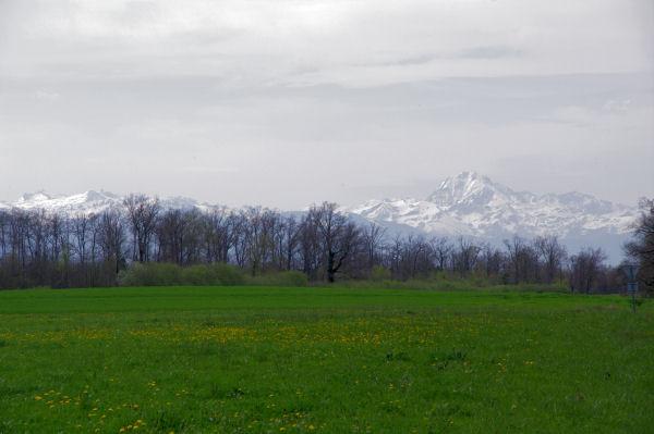 Le Pic du Midi de Bigorre depuis Escoubeillan