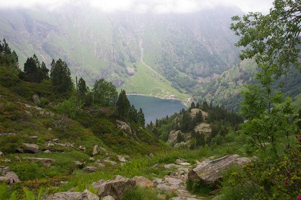Le lac d&#39Oo