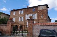 Jolie maison a cote de l'eglise de Fourquevaux
