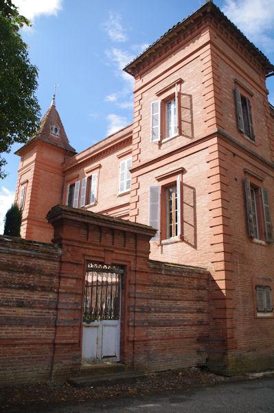 Le Château de Fourquevaux