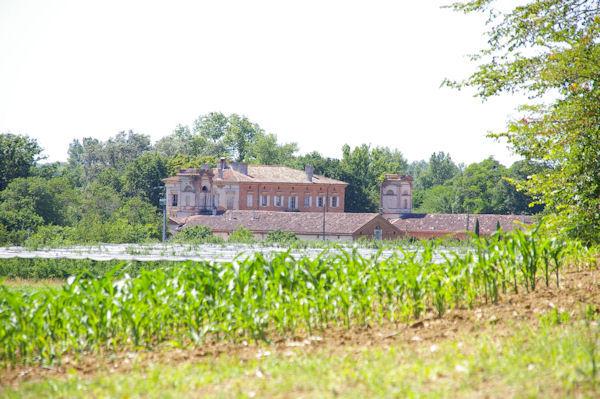 Le château de Conques
