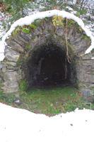 Un abri pres du ruisseau de la Glere